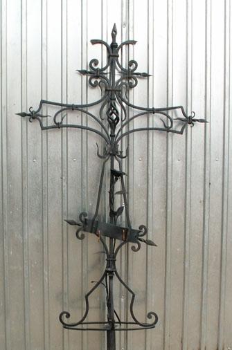 Сварной крест. Олседом