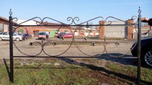 Ритуальные ограды и кресты