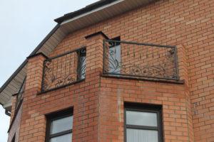 Балконы, перила, поручни
