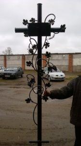 Кованый крест. Олседом