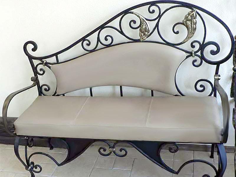 Кованый диван. ОлСеДом