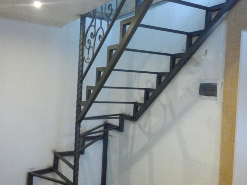 Кованая лестница. ОлСеДом