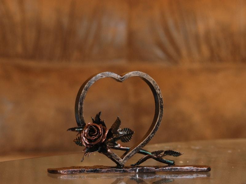 Кованый валентинка. ОлСеДом